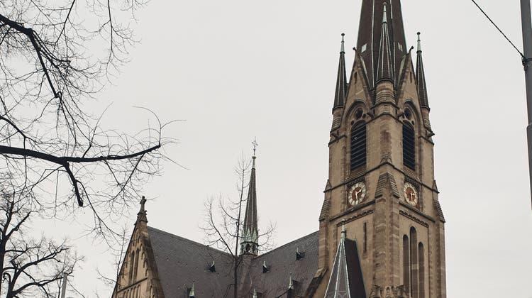 Die Glocken der Matthäuskirche läuten nun sanfter. (Bild: Roland Schmid)