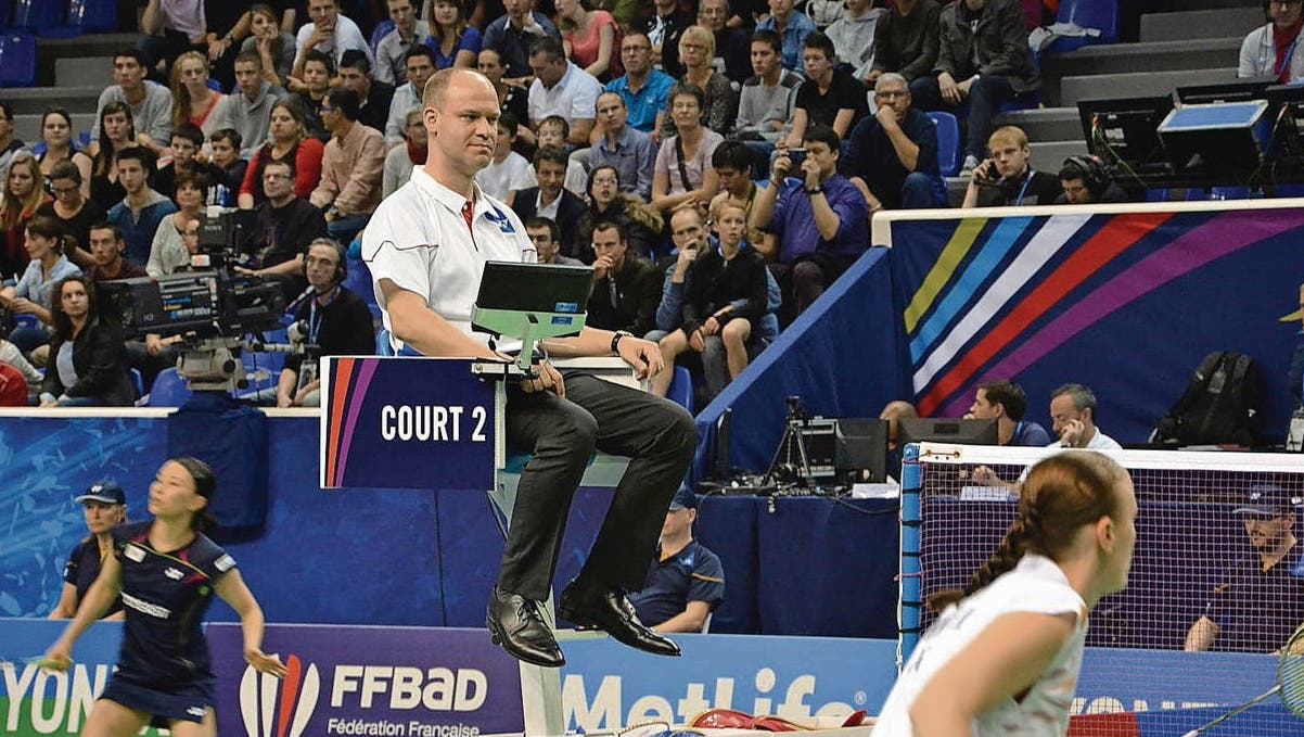 Ivo Kassel ist als einziger Schweizer Schiedsrichter für den Grossanlass selektioniert. (Bild: PD)