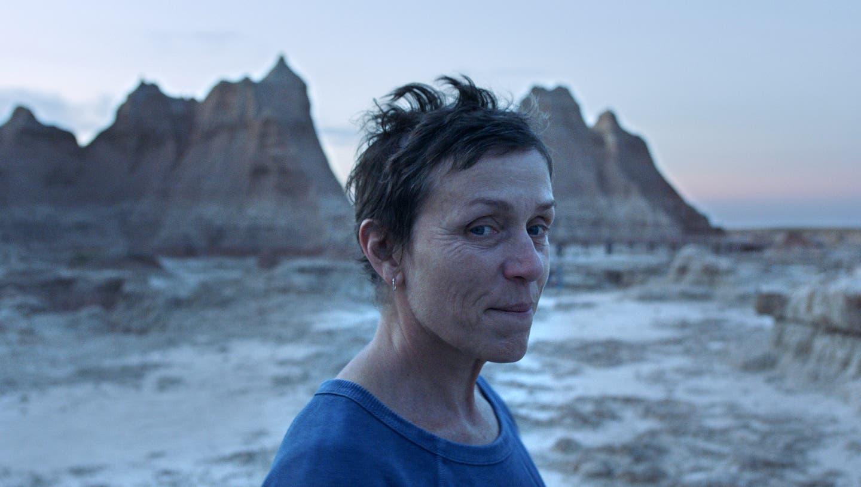 Der Siegerfilm: «Nomadland» mit Frances McDormand in der Hauptrolle. (Bild: AP)