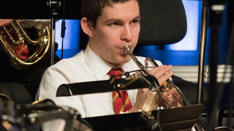 Sascha Herger wurde neu in den Vorstand des Musikvereins Bürglen gewählt. (Bild: PD)