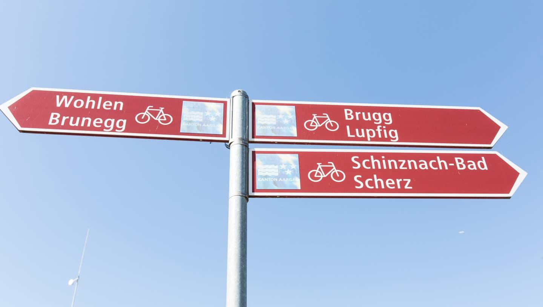 Pro Velo Brugg-Windisch setzt sich ein für die Anliegen der Velofahrerinnen und Velofahrer der Region. (Bild: Severin Bigler)