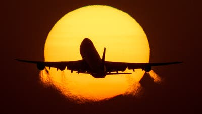 Der Flug nach Spanien hatte für die Angeklagte ungeahnte Folgen. (Symbolbild) (Keystone)