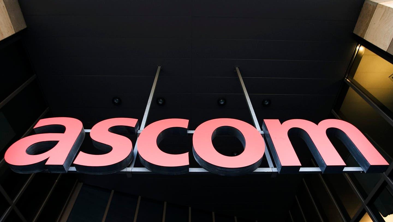 Ascom schliesst das Geschäftsjahr 2020 trotz Coronakrise positiv ab. (Keystone)