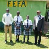 Hoffnung in Schulen in Kenia dank regionaler Hilfe