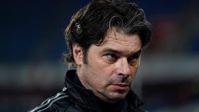 IstCiriaco Sforza als Trainer beim FC Basel gescheitert? (Claudio Thoma / freshfocus)