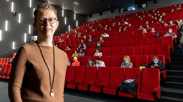 Nach dem ersten Lockdown strömten Kinobesucher wieder in die Säle. Aktuell ist das Kino Trafo in Baden geschlossen. (Sandra Ardizzone (1. September 2020))