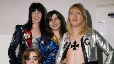 Patrick Juvet im Jahr 1973, bevor er zum Eurovision Song Contest aufbrach. (Keystone)