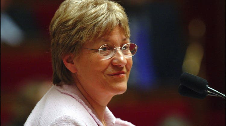 Paulette Guinchard ist am 4. März in Bern freiwillig aus dem Leben geschieden. (Getty)