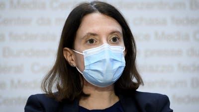 Lonza in Visp: Wäre die Impfstoff-Knappheit vermeidbar gewesen? (Keystone)