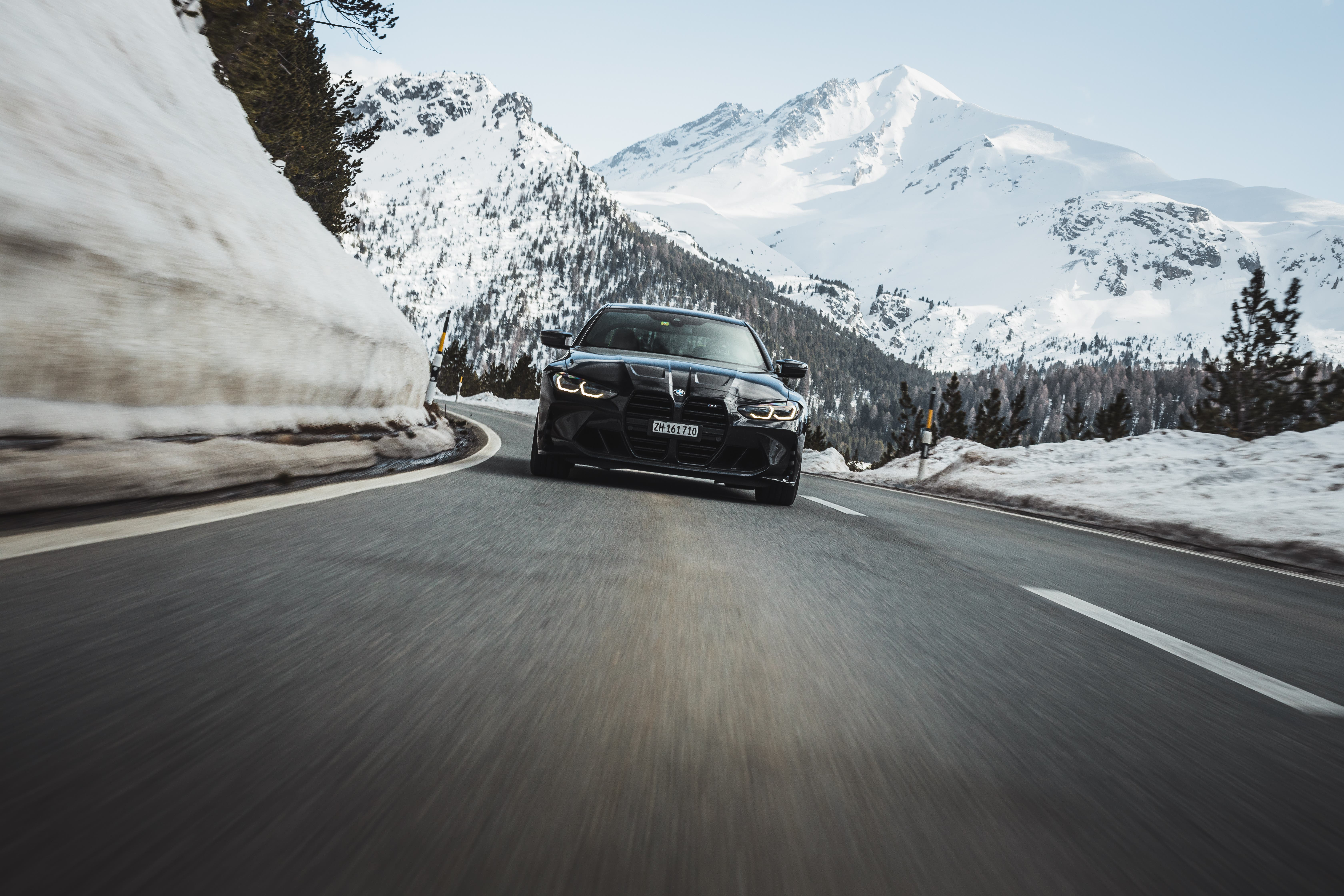 BMW M4.