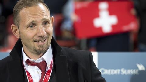 Wäre er nicht Trainer, dann würde er Mathematik unterrichten: Mauro Lustrinelli. (Bild: Keystone)
