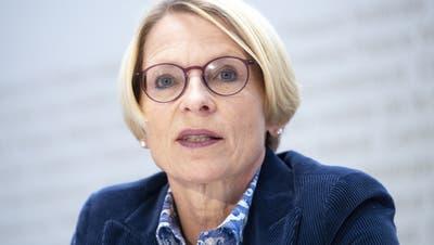 Schwierige Gespräche mit Brüssel: Staatssekretärin Livia Leu. (Marcel Bieri / KEYSTONE)