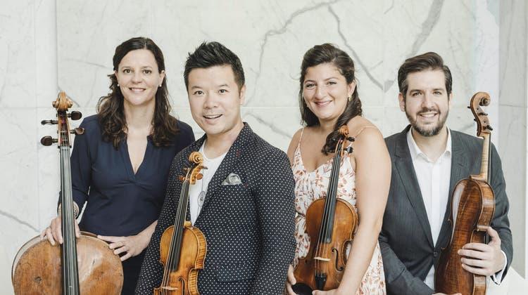 Stradivari Quartett (© cotravelArmin Nussbaumer)