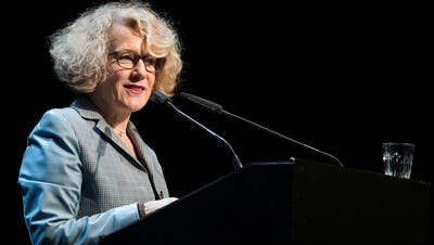 Will sich in der nächsten Auszeit für das Ausländerstimmrecht stark machen: Stadtpräsidentin Corinne Mauch. (Archivbild) (Keystone)