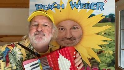 «Impfen statt schimpfen»: Peach Weber singt wieder