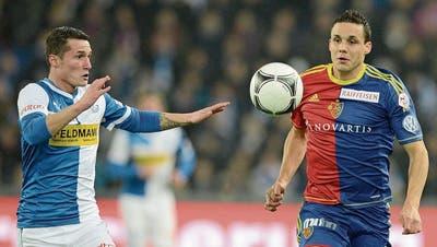 Vor seinem Einstieg beim FC Basel wollte David Degen Anteile von GC kaufen