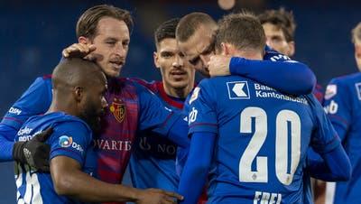 Das letzte Aufeinandertreffen gegen Luzern gewann der FCB auswärts äusserst glücklich. (Fresh)