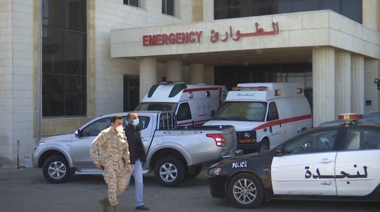 Jordanien: Sechs Tote nach Ausfall der Sauerstoffzufuhr – Minister tritt zurück