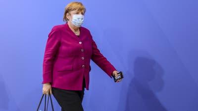 Die Landtagswahlen vom Sonntag werfen einen düsteren Schatten auf die Zukunft der Kanzlerinnen-Partei CDU. (EPA)