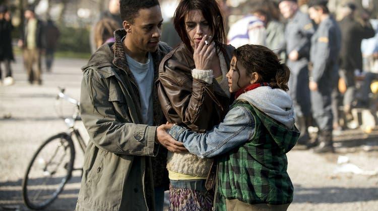 Eine Szene aus «Platzspitz Baby», der ebenfalls für einen Schweizer Filmpreis nominiert ist. (chm)