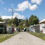 Bereit für die Gäste: Nach einer turbulenten Saison 2020 blicken die Verantwortlichen des Camping Platz in Bad Zurzach positiv in die Zukunft. (Sandra Ardizzone)