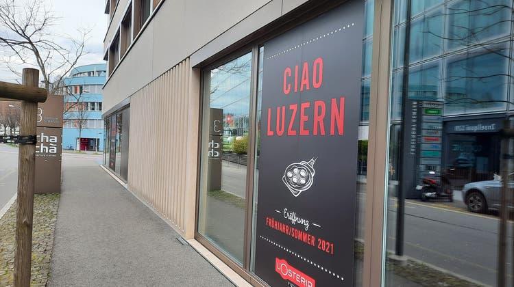 Pizza- und Pasta-Restaurantkette aus Deutschland expandiert nach Luzern