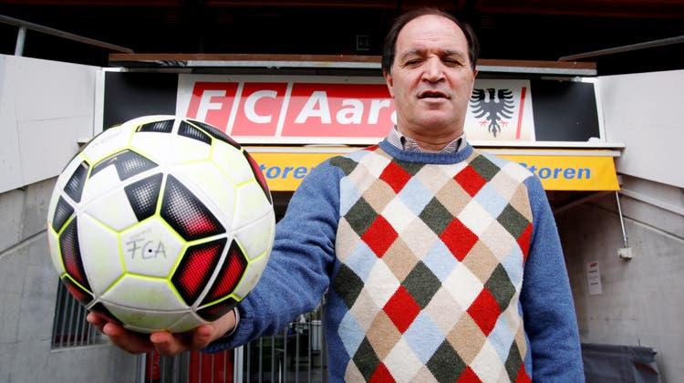 Hat als Spieler, Trainer und Sportchef Spuren im Brügglifeld hinterlassen: Raimondo Ponte. (Geisser)