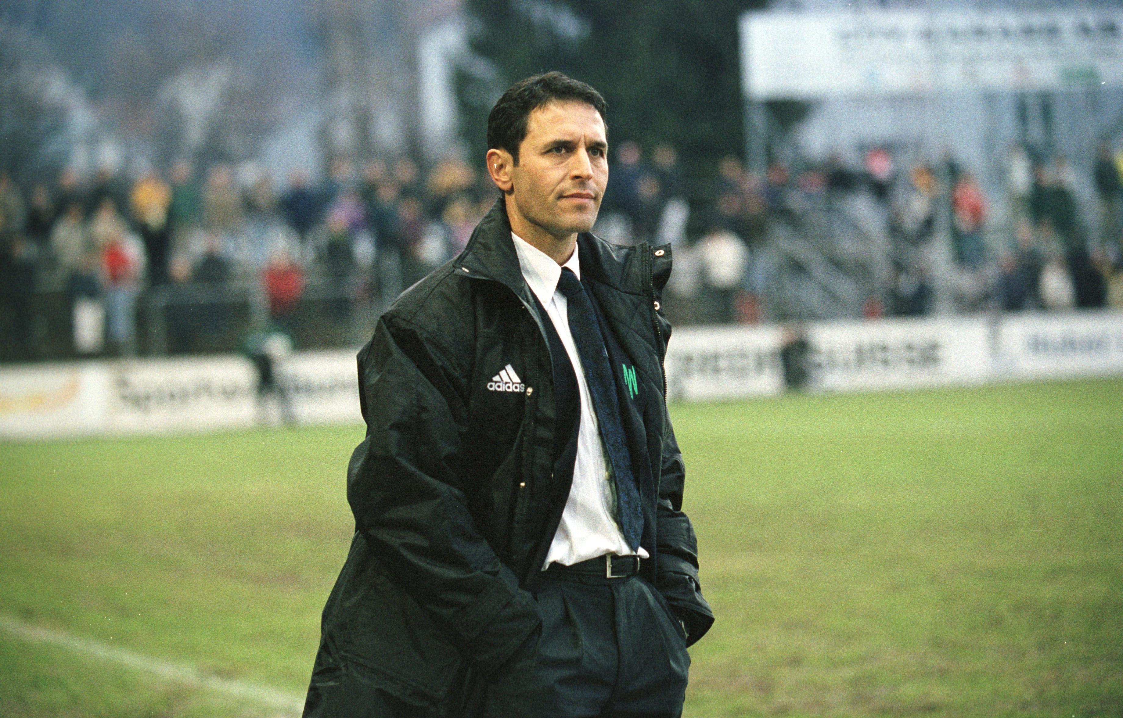 Marcel Koller, ehemaliger Trainer, führte St.Gallen im Jahr 2000 zum Meistertitel.