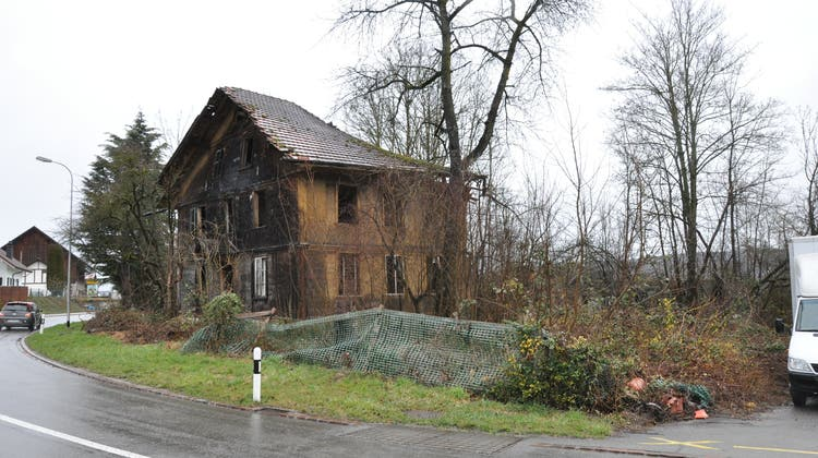 Das wird all jene freuen, die in Villmergen ein Einfamilienhaus bauen möchten: An der Unterzelgstrassekönnen sechs Doppeleinfamilienhäuser realisiert werden. (Nathalie Wolgensinger)