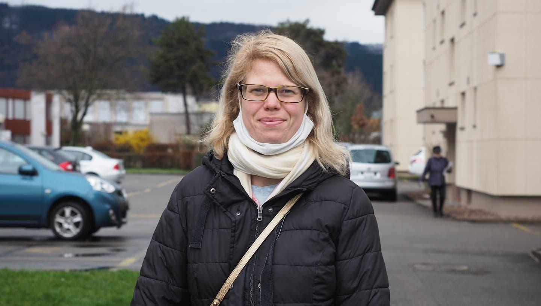 Nadja Galbier. (Hans Christof Wagner)