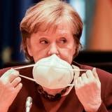 Was bleibt von Angela Merkel? Nach den beiden vermasselten Landtagswahlen in Baden-Württemberg und Rheinland-Pfalz droht ihr ein bitterer Abgang. (Markus Schreiber / AP)