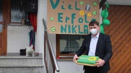 Grosser Erfolg: Niklas Nüssle politisiert künftig in Stuttgart. (Südkurier/SandraHolzwarth)
