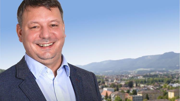 Patrick Marti (SP): Kandidat für das Gemeindepräsidium in Zuchwil. (zvg)