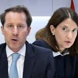 Die persönlichen Angriffe von SVP-Fraktionschef Aeschi gegen die BAG-Vizedirektorin Nora Kronig ziehen Konsequenzen nach sich. (Keystone)
