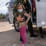 Überfordert mit dem Drama an der Grenze: Seit Joe Bidens Amtsantritt kommen so viele illegale Migranten wie noch nie zuvor