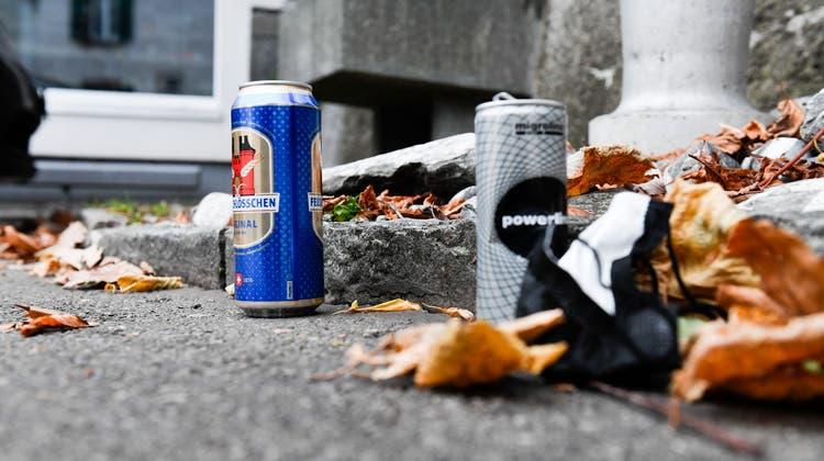 Böses Erwachen: Während der Pandemie ist das StrassenkreisinspektoratBuchs mit mehr Abfall konfrontiert