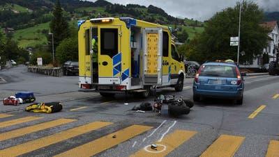 83 Verletzte und ein Todesopfer: 2020 gab es in der Region Werdenberg 198 Unfälle