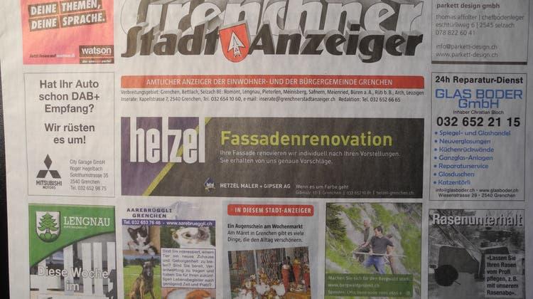 Grenchner Stadtanzeiger (at.)