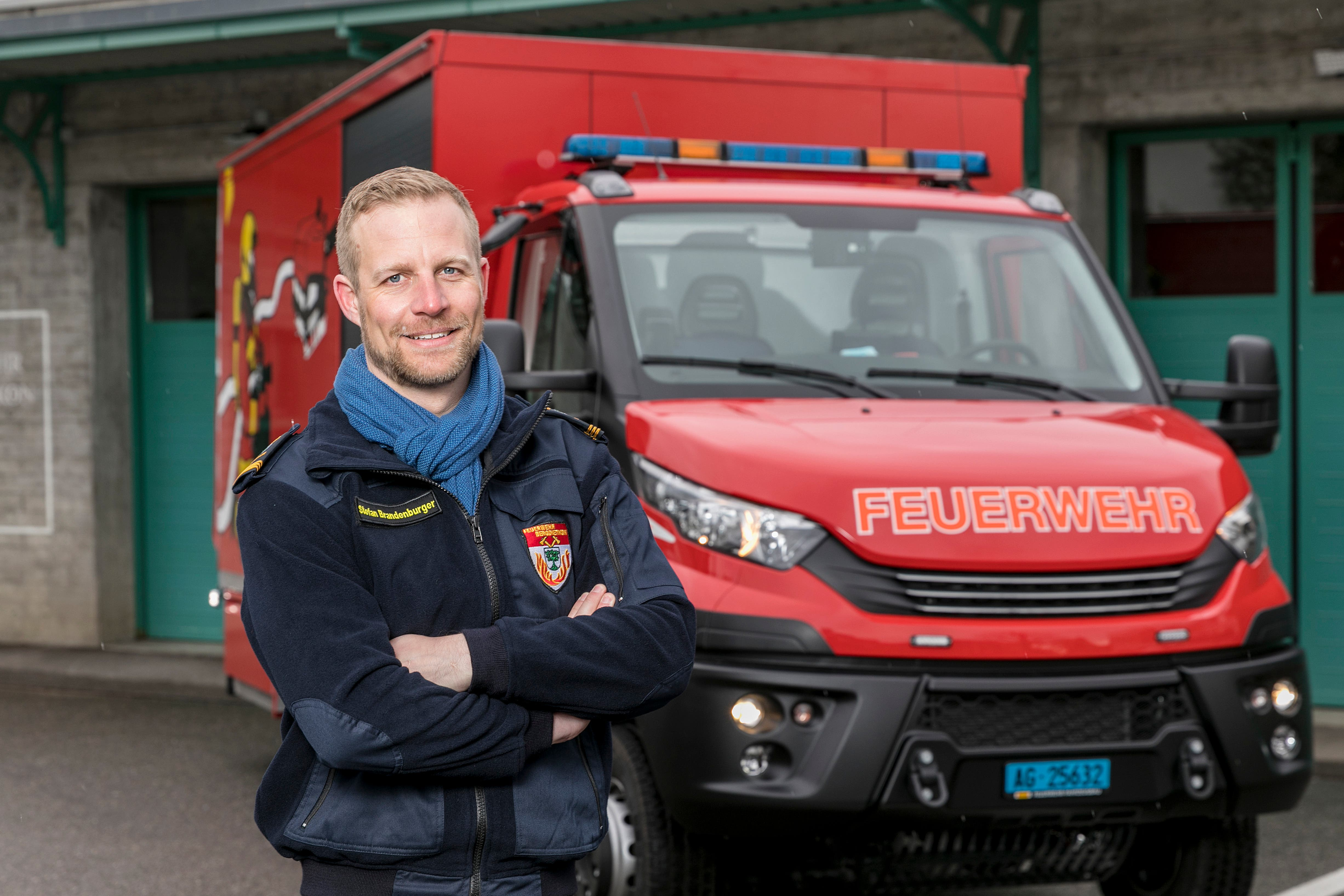 Seit Ende Februar verfügt die Feuerwehr Bergdietikon über ein neues Pikett-Fahrzeug.