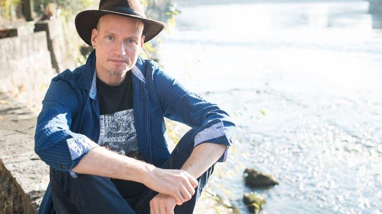 Deny Lanz schreibt in der Tradition des literarischen Undergrounds. (Janet Schulz)