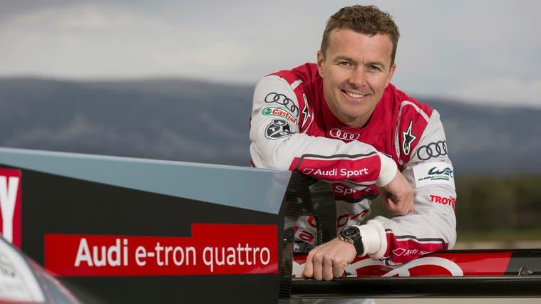 Marcel Fässler aus Gross bei Einsiedeln gibt seinen Rücktritt als aktiver Rennpilot bekannt. (Bild: Audi Communications Motorsport)