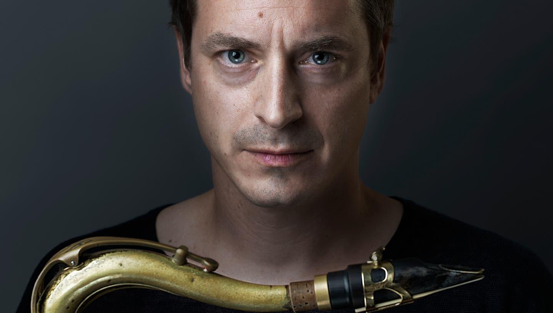 Der Basler Saxofonist Alex Hendriksen. (Bild: zvg/René Mosele)