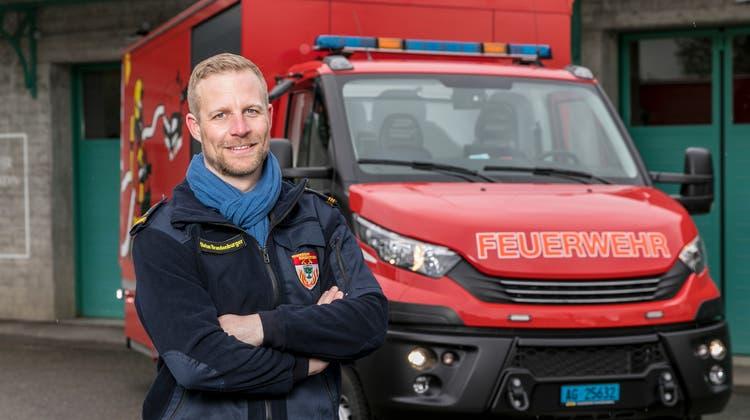 Sieben Tonnen schwer und mit neuen Materialwagen ausgestattet: Das ist das neue Pikett-Fahrzeug der Feuerwehr