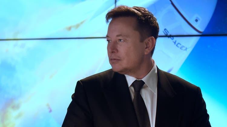 Elon Musk: Er baut die Marsrakete. (Nurphoto / NurPhoto)