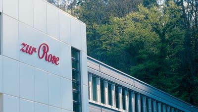 Die Frauenfelder Zur Rose Group nimmt für kräftiges Wachstum auch einen hohen Verlust in Kauf. (PD)