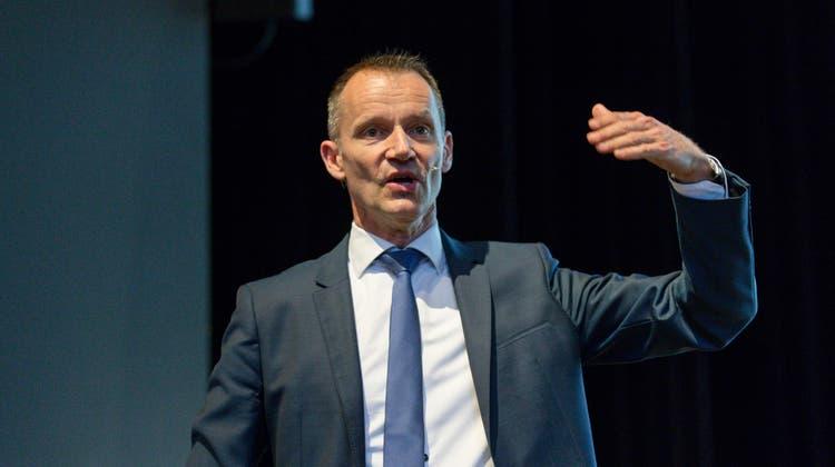UBS-Chefökonom Daniel Kalt ist zuversichtlich, dass sich die Wirtschaft in diesem Jahr erholen wird. (Claudio Thoma)