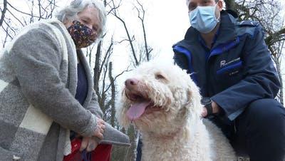 Nach Hunderettung fast in Emme ertrunken: So erlebte die 69-Jährige ihren Kampf im kalten Wasser