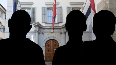 Bei der SP-Nominationsversammlung zeichnet sich ein Dreikampf ab. (Montage: sam Bildquellen: Claudio Thoma/zVg)