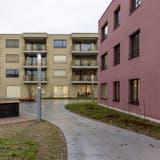 Die Alterswohnungen befinden sich gegenüber vom Pflegezentrum Süssbach in Brugg. (Bild: Sandra Ardizzone (3. Februar 2021))
