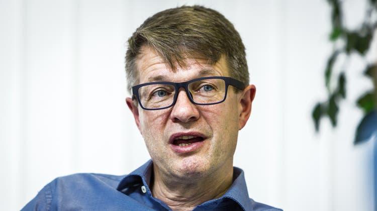 Rolf Schmid war bis 2016 während 20 Jahren CEO von Mammut. Seither fokussiert er sich auf Tätigkeiten in Verwaltungsräten. (Chris Iseli)